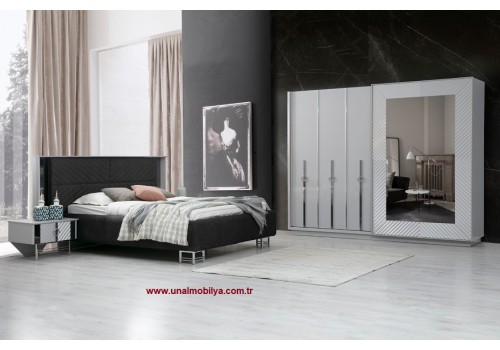 Elegant Yatak Odası TK (BAZALI)