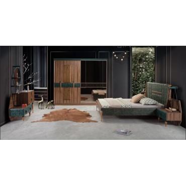Sahar Yatak Odası Tk
